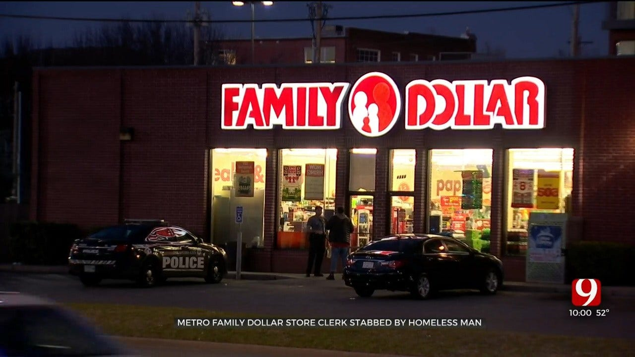 Police: Armed Robbery At NW OKC Dollar Store