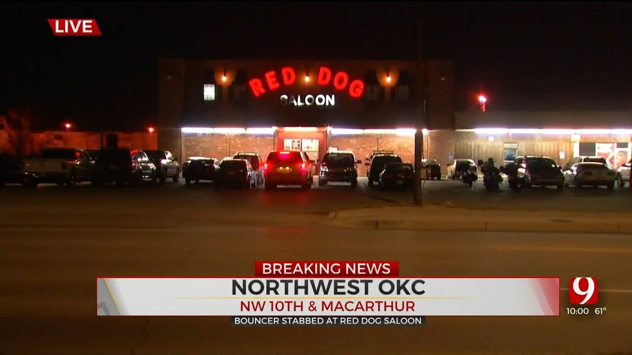 Stabbing Reported At NW OKC Saloon