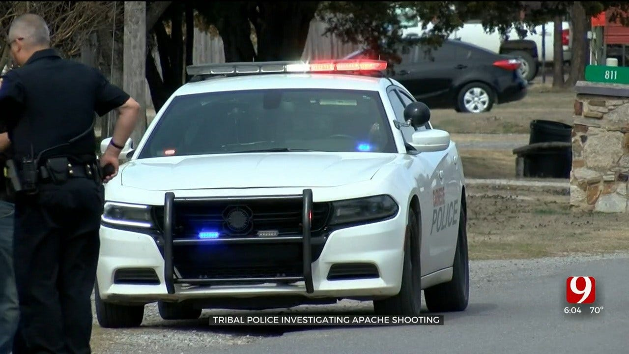 Man Sent To Hospital After Domestic Shooting In Apache