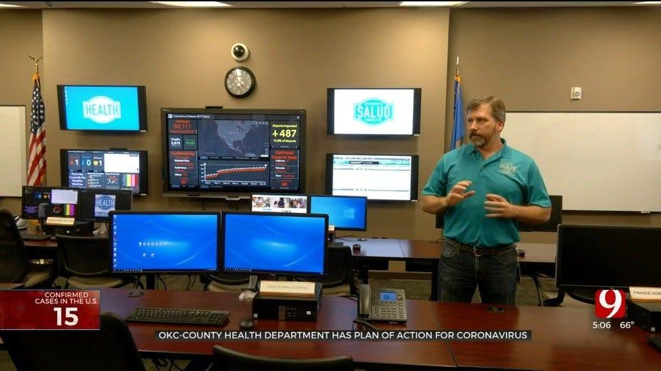 OKC-County Health Department Has Plan Of Action For Coronavirus