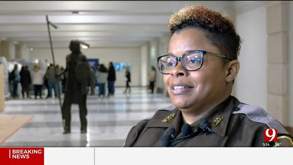 Woman Discusses Nearly 20-Year Career As 1st, Only Black Female OHP Trooper