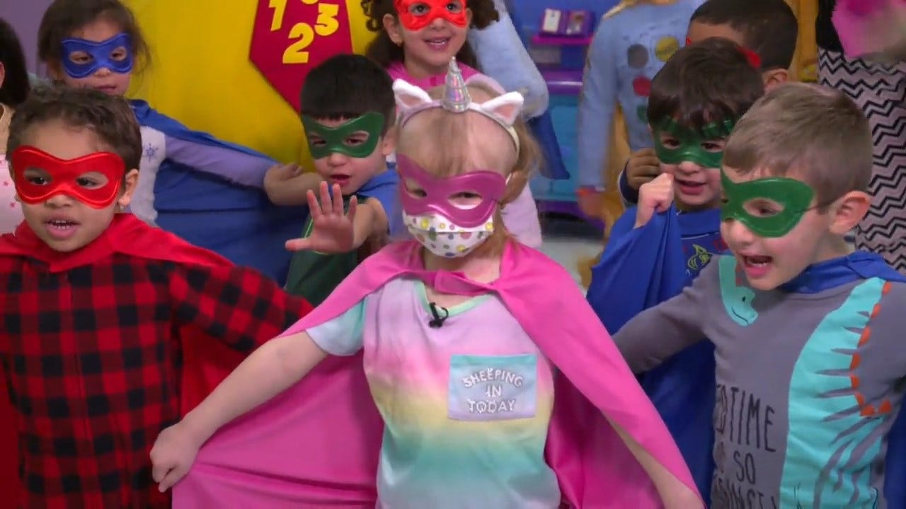 A Brave Preschooler With Leukemia And Her Classmates Show The Power Of Friendship