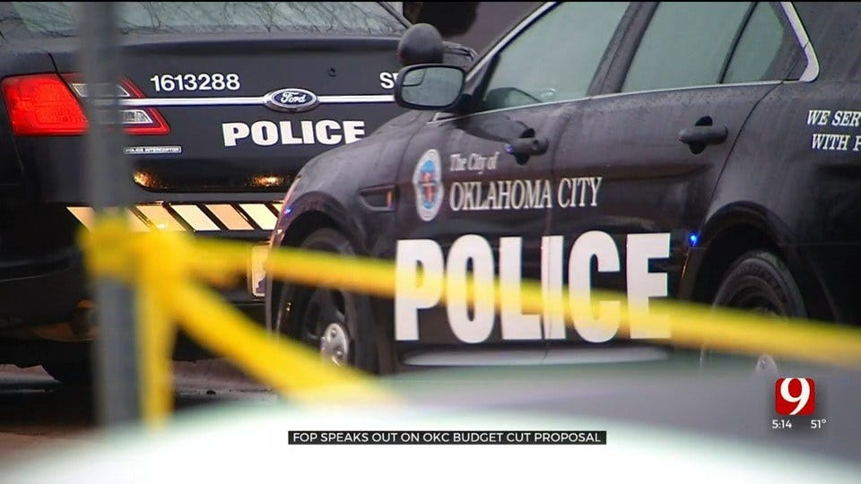 5 Open Police Officer Positions In Jeopardy In Oklahoma City Budget Proposal