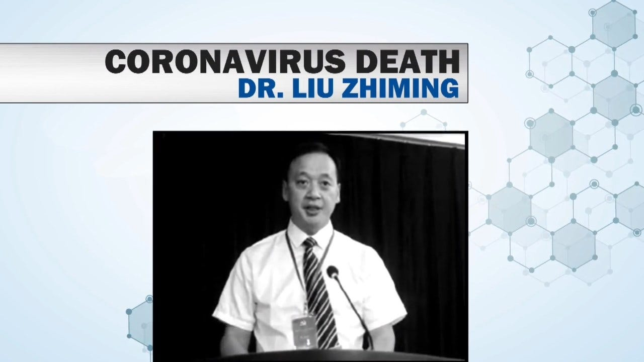 Virus Claims Life Of Hospital Director In Hard-Hit Wuhan