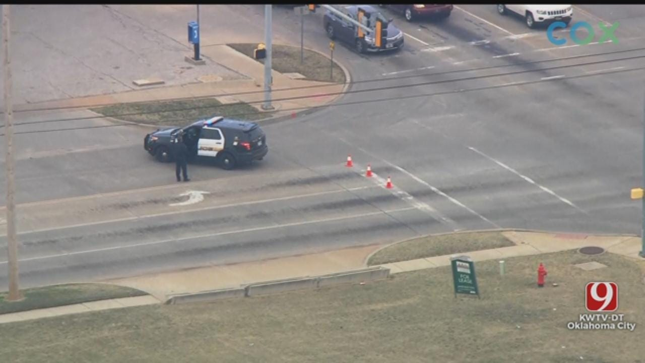 Authorities Investigate Suspicious Package Near Post Office In Warr Acres