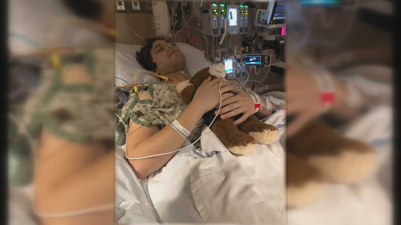 OKC Man Had Rare Heart Problem That Prompted Open Heart Surgery