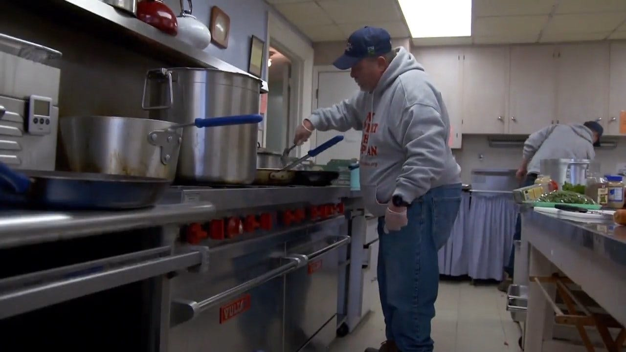 'Soupman' Inspired To Feed The Homeless