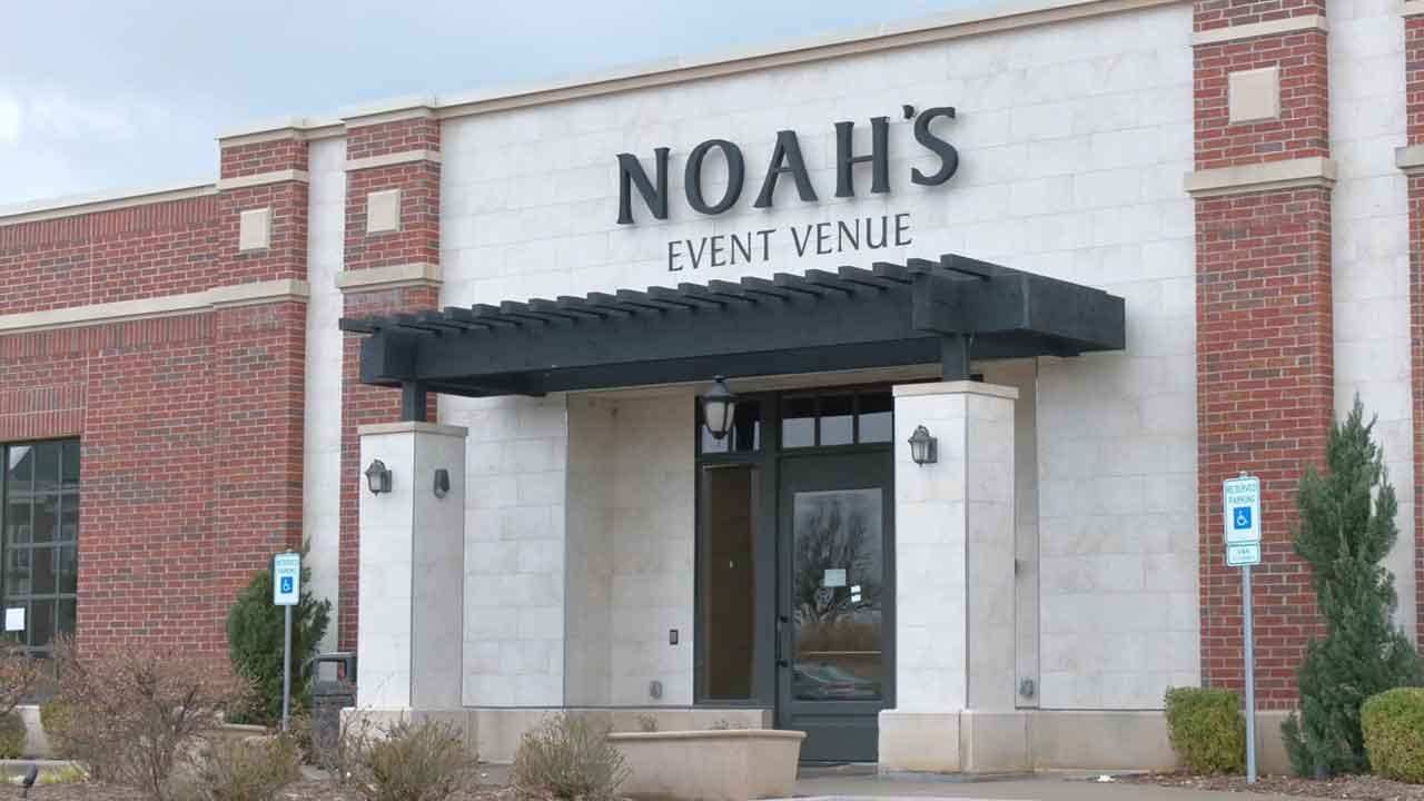 Company To Take Over Weddings Booked By Noah's Event Venue In OKC