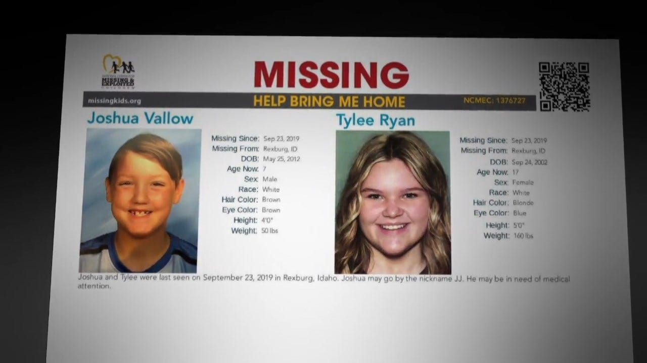 Mother Of Missing Idaho Kids Became Obsessed With Doomsday, Relative Says