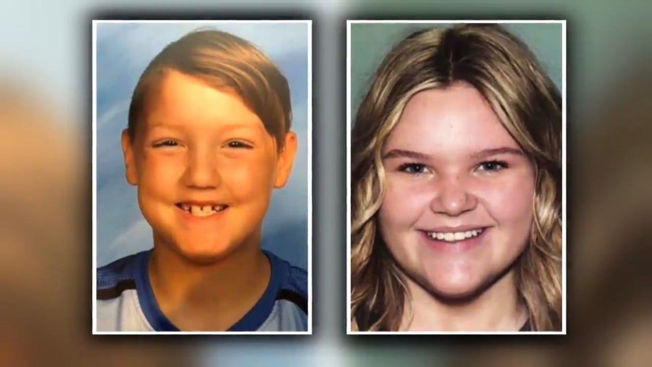 New Video Appears To Show Missing Idaho Kids' Mom Dumping Their Belongings At Storage Facility
