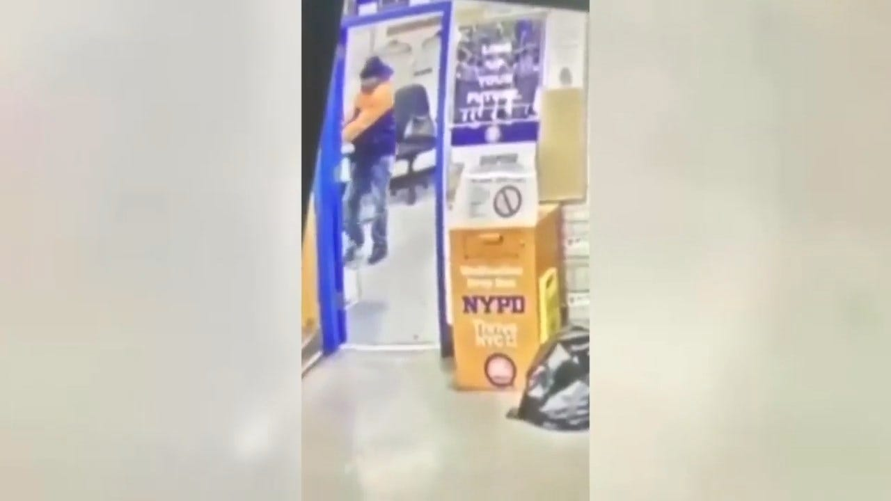 Videos Show Man Ambushing NYPD Officers In Separate Incidents