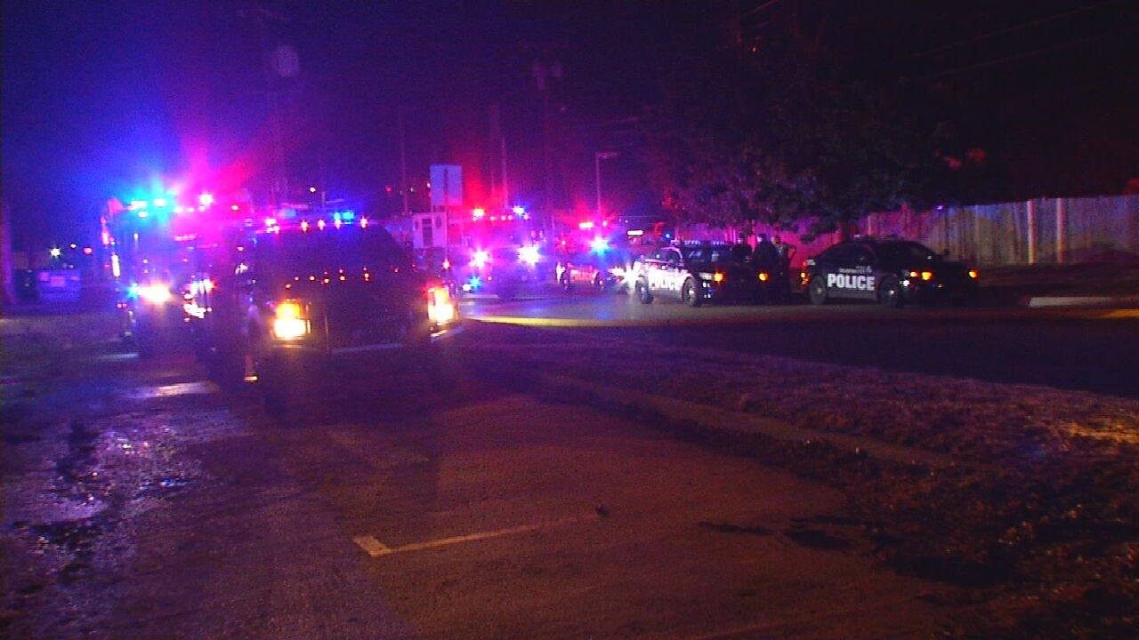 One Person Killed In Northwest OKC Apartment Fire