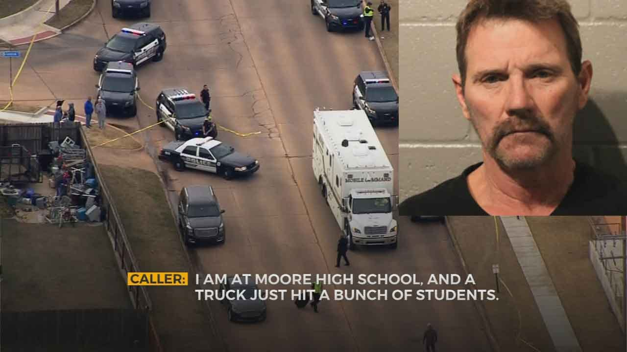 Police Obtain Search Warrant For Suspect In Moore High School Tragedy