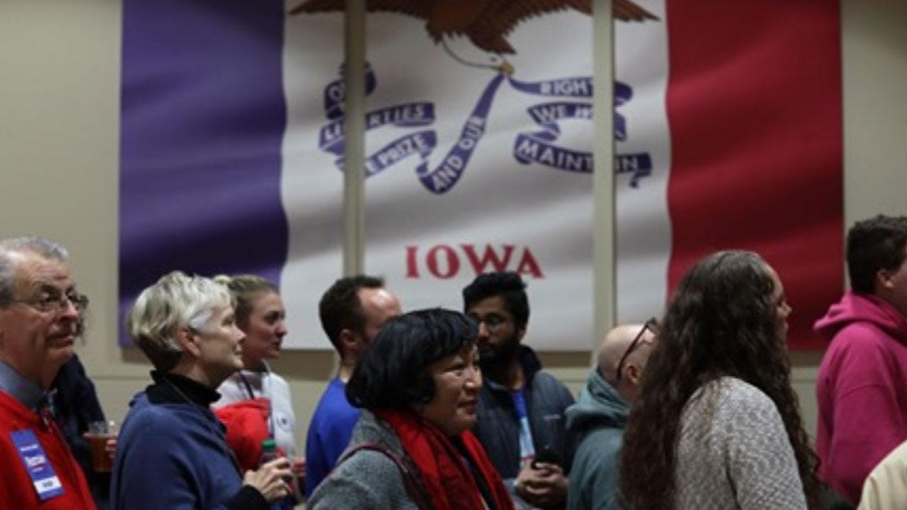 Results Delayed In 2020 Iowa Caucus