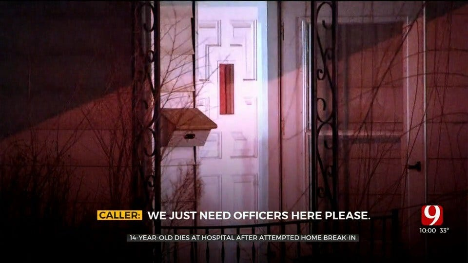 Enid Police Identify Teen Shot, Killed By Resident After Attempted Burglary