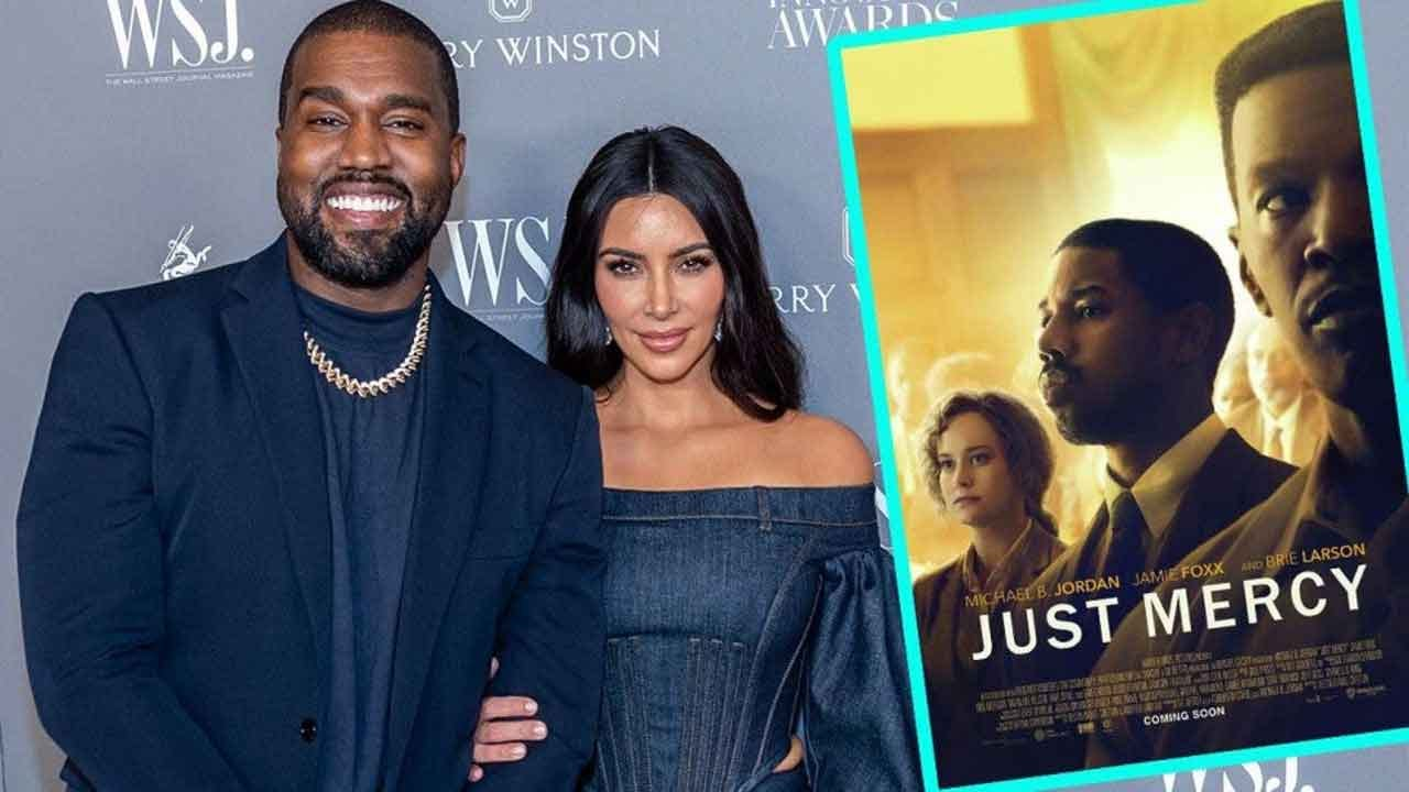 Kim Kardashian, Kanye West Rent Out Movie Theaters For Showing Of 'Just Mercy' In OKC
