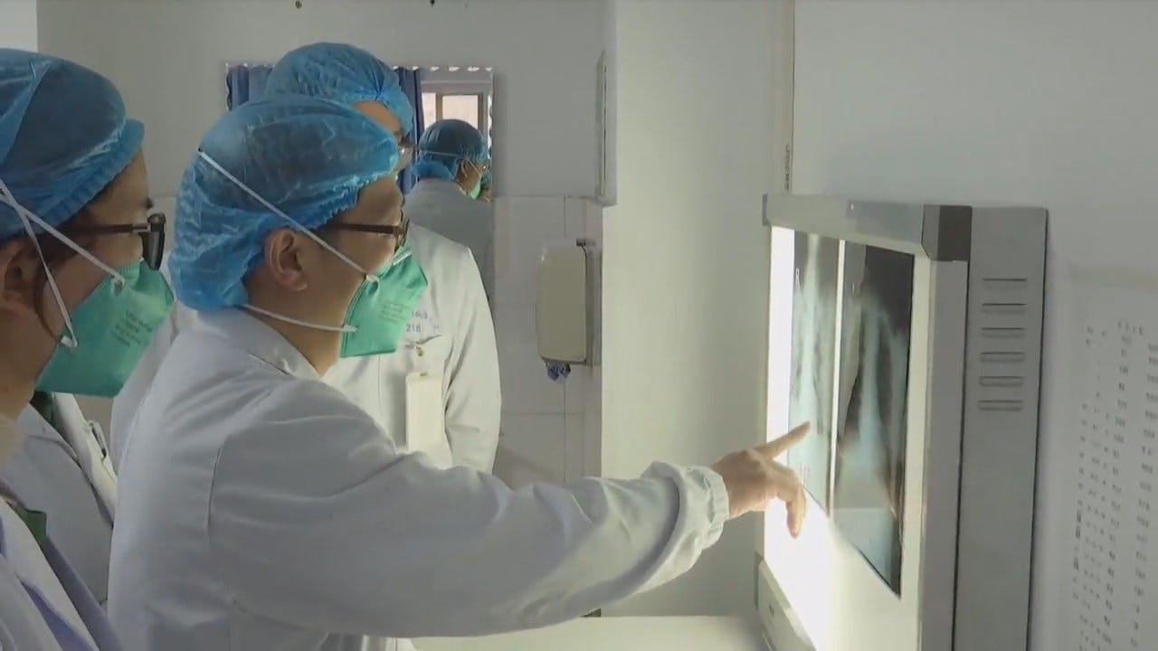 China Virus Outbreak Prompts Precautions In US As Infections Spread Fast