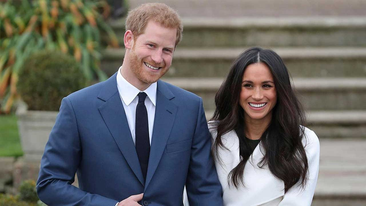 Harry, Meghan Give Up Royal Titles As 'No Longer Working Members' Of Royal Family