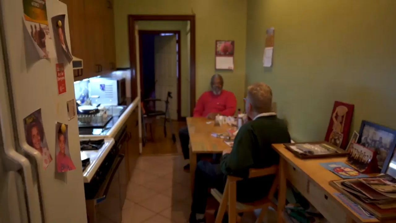 Senior Citizens Getting Roommates To Help Save Money: 'Like A Step Into Heaven'