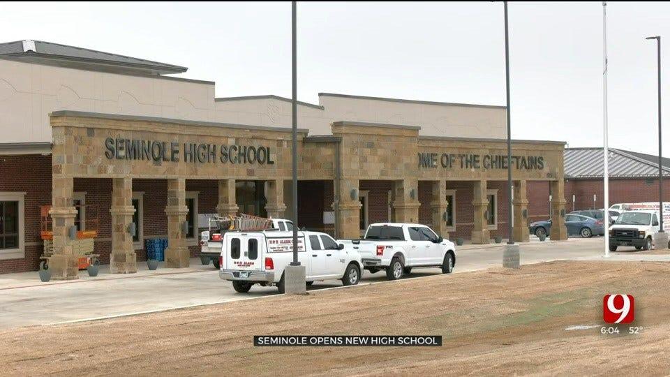 Seminole Public Schools Opens New High School After Bond Rejections