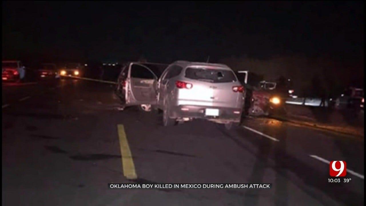 Oklahoma Boy Killed In Mexico During Ambush Attack