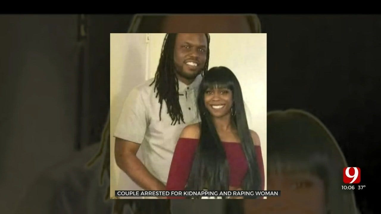 Couple Arrested After Woman Accuses Them Of Rape, Kidnapping
