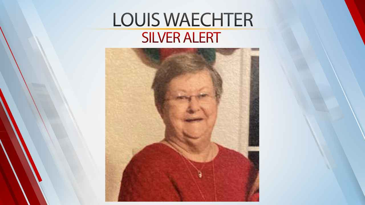 Edmond Police Issue Silver Alert For Missing 81-Year-Old Woman