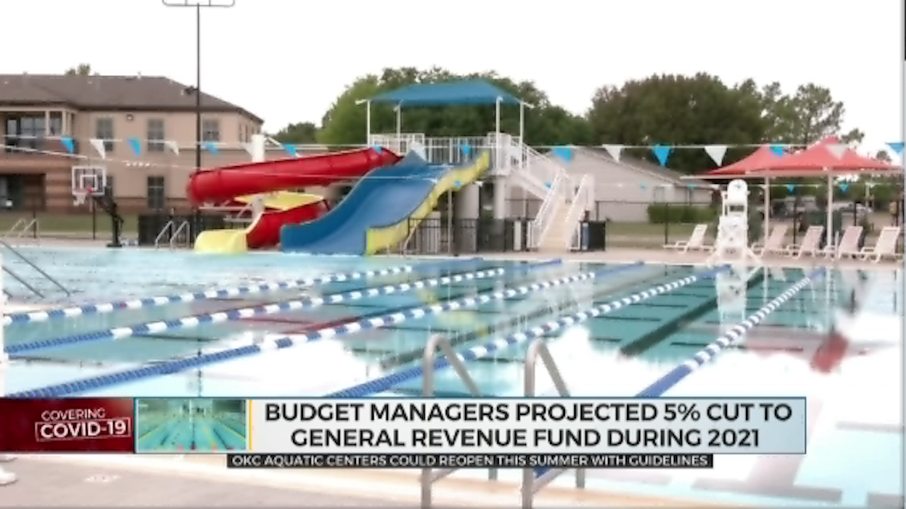 Summer Swimming At OKC Parks May Be Delayed Due To COVID-19, Budget Cuts
