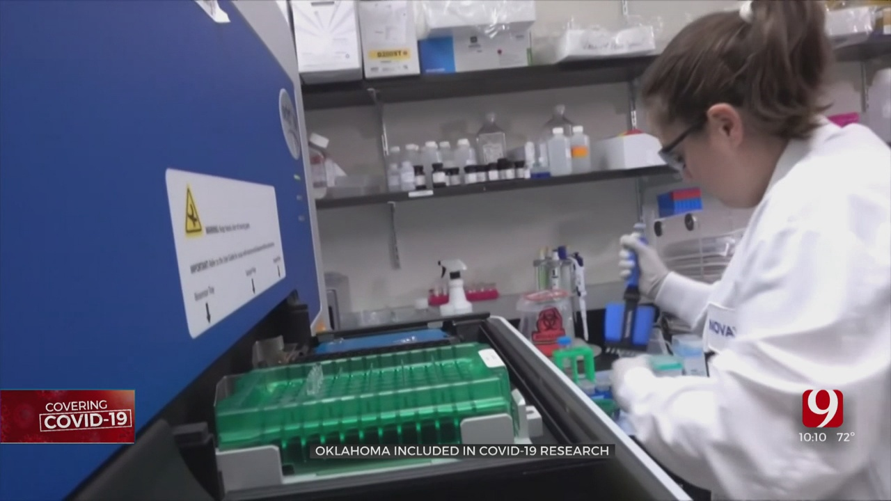 Start Coalition Focuses On OKC COVID-19 Research