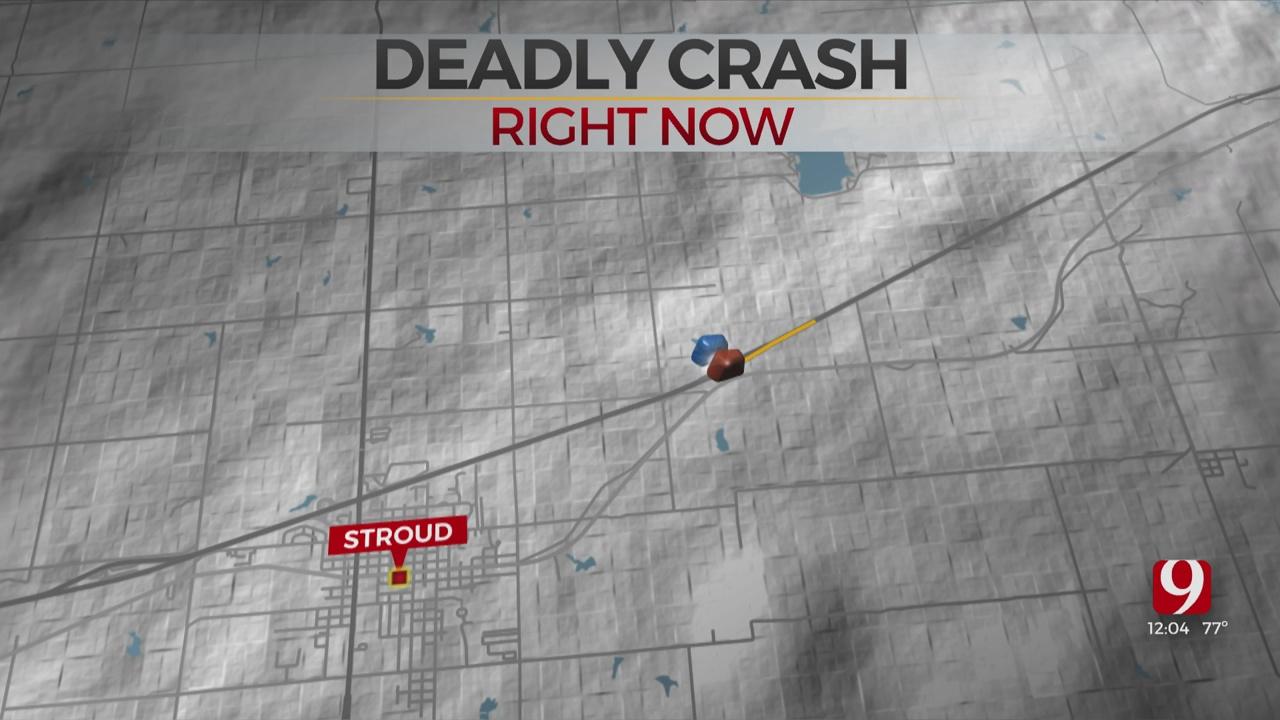 Oklahoma State Senator Injured in Turner Turnpike Crash