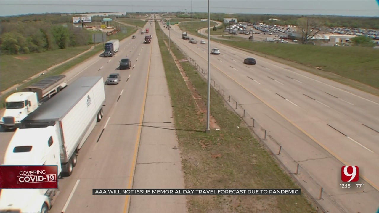 AAA Will Not Issue Memorial Day Travel Forecast Due To Pandemic