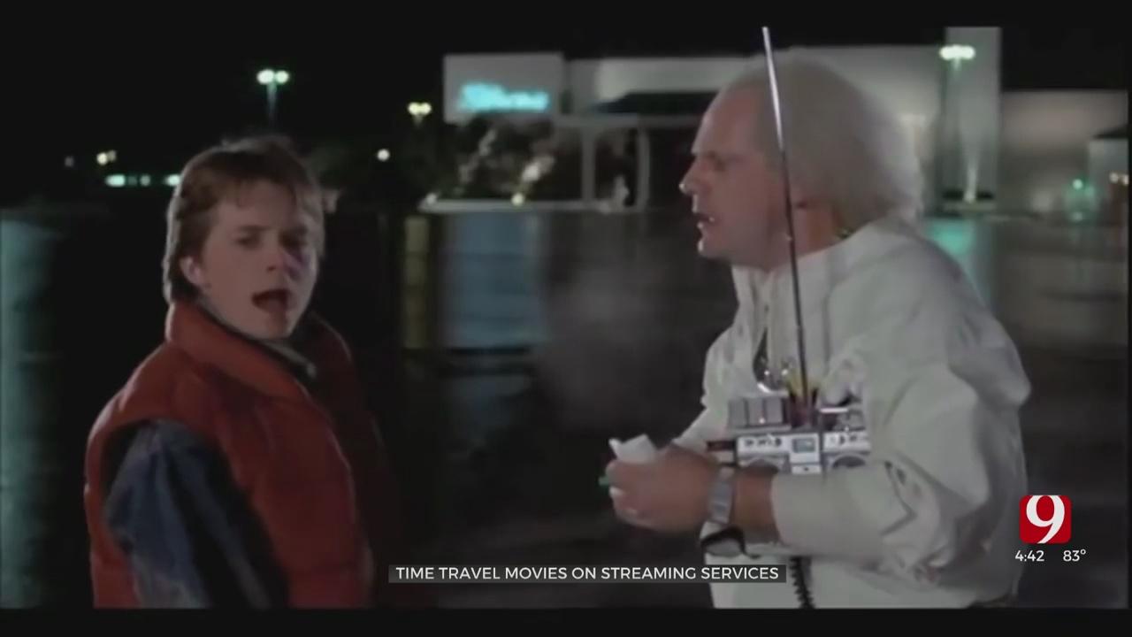 Dino's Movie Moment: Films Involving Time Travel