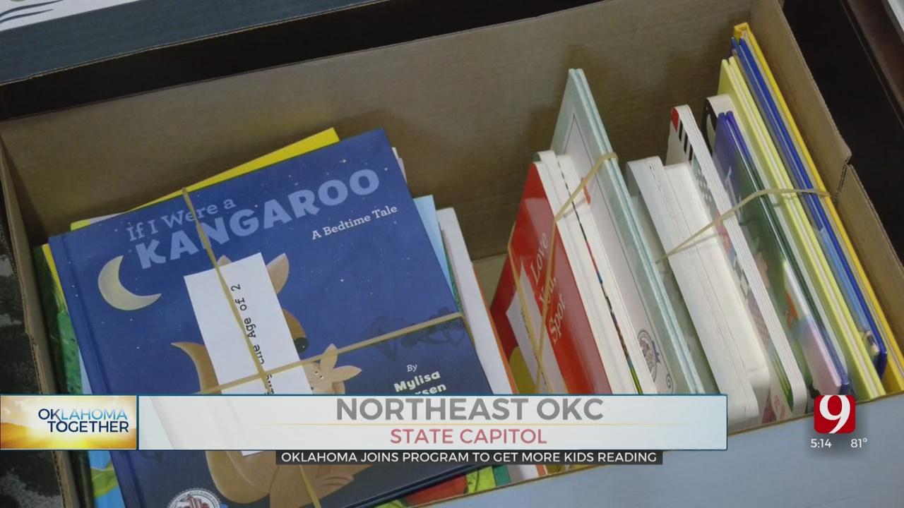 Dolly Parton-Inspired Book Program Coming To Oklahoma