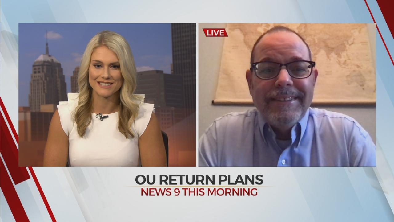 OU Details Plan For Fall Semester Return