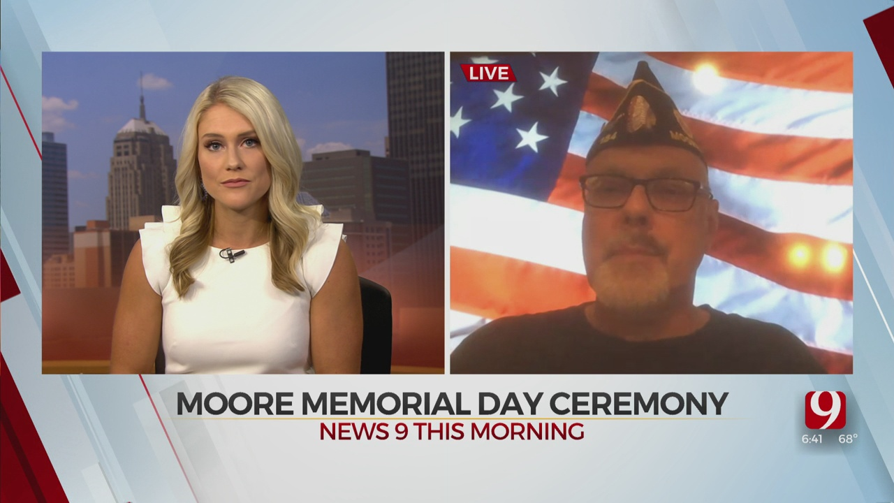 City Of Moore Memorial Day Ceremony Changes
