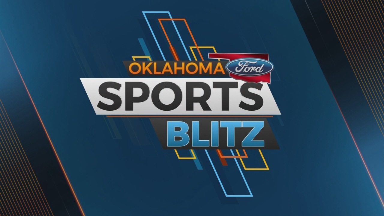 Oklahoma Ford Sports Blitz: May 24