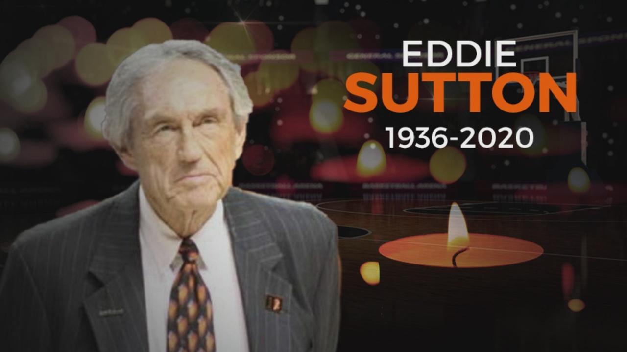 Remembering Eddie Sutton