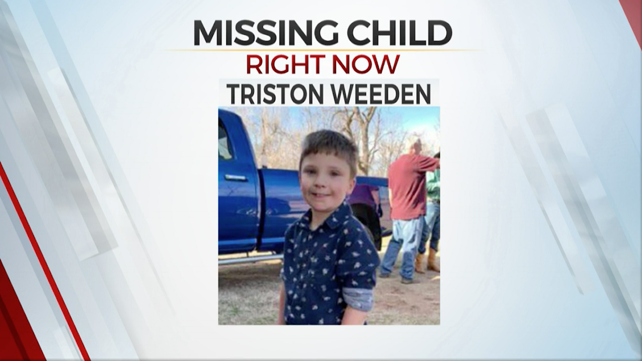 OHP, Atoka County Sheriff;s Office Search For Missing 9-Year-Old