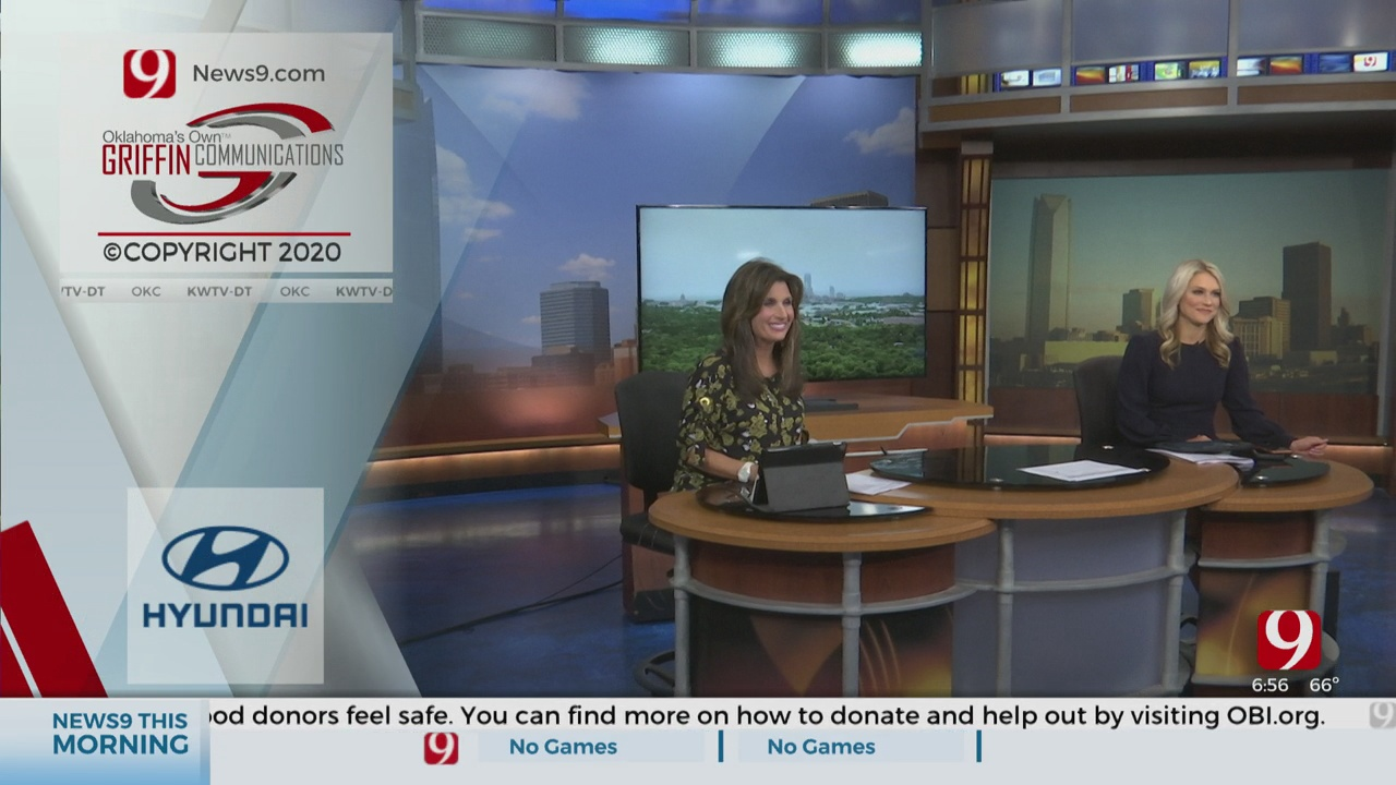 News 9 6 a.m. Newscast (May 25)