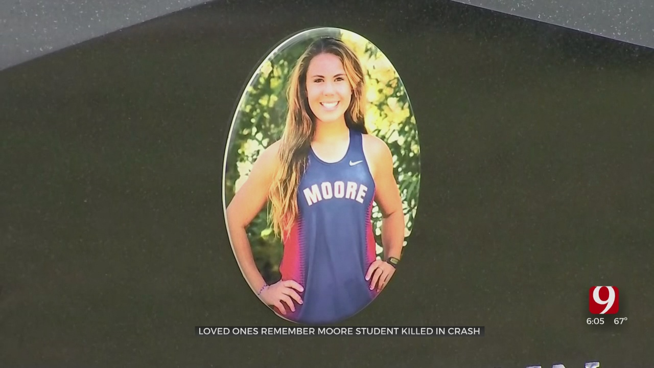 Family, Friends Come Together To Remember The Life Of Moore HS Senior Killed In Crash