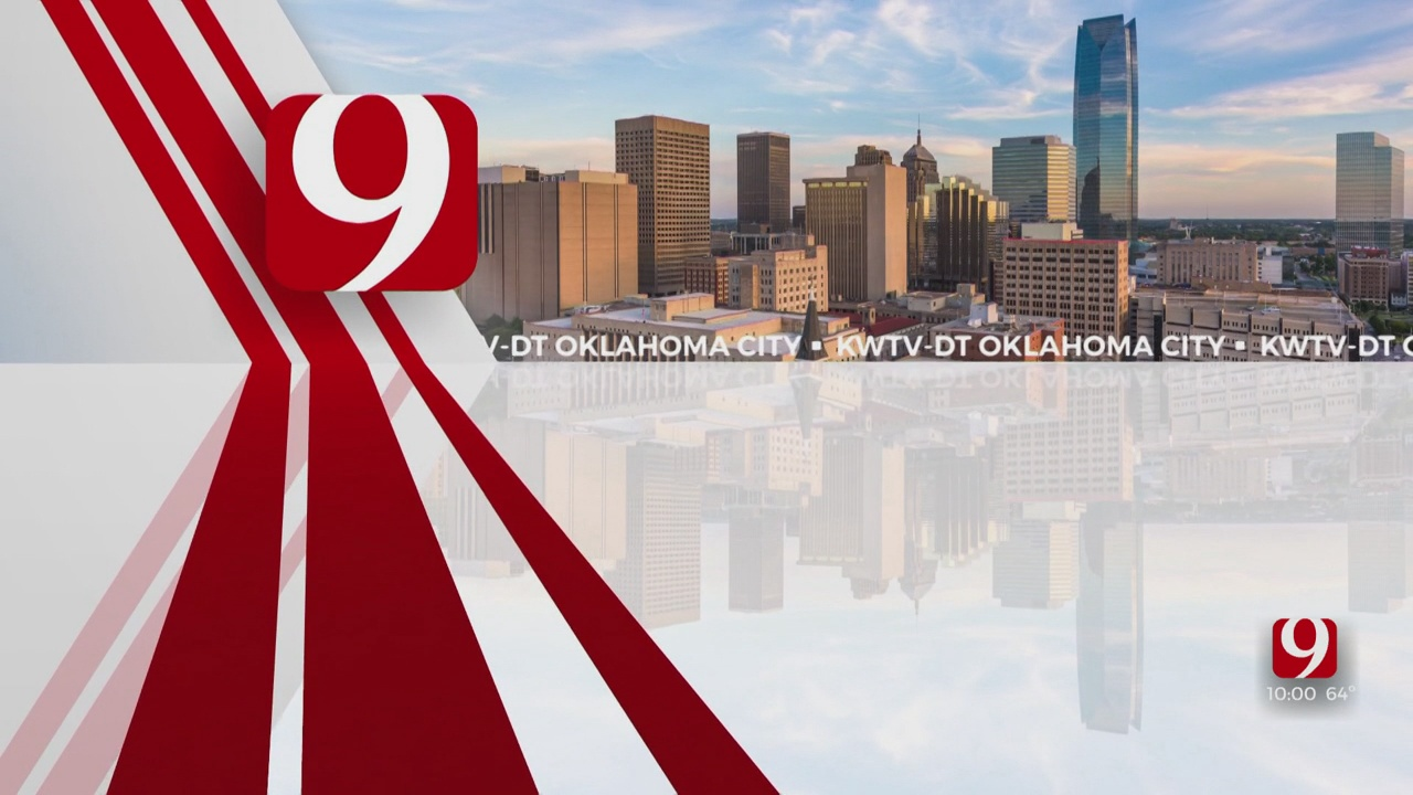 News 9 10 p.m. Newscast (May 25)