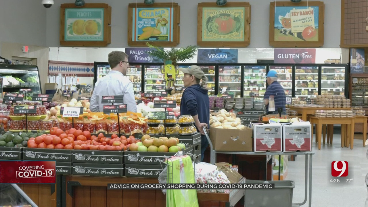 Medical Minute: Advice On Grocery Store Shopping During COVID-19