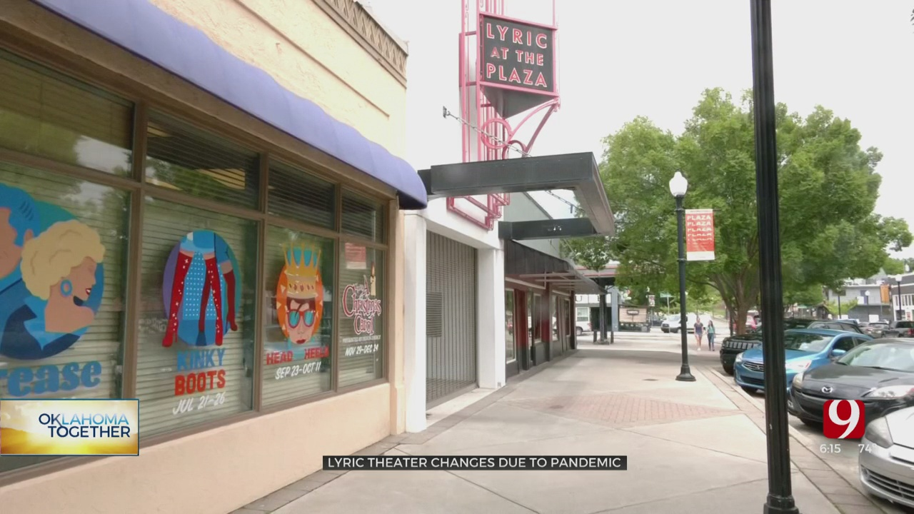 Local Theaters Fighting To Remain In The Spotlight