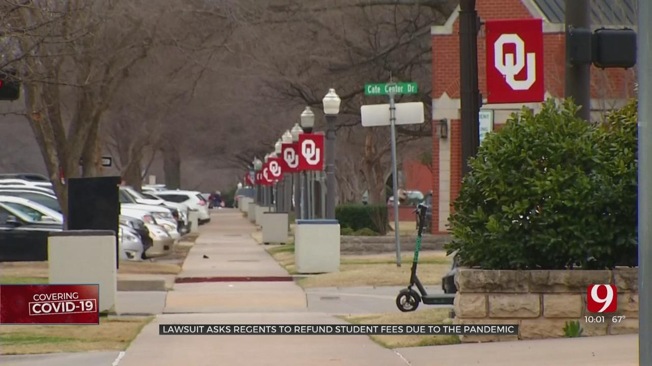 Class Action Lawsuit Filed Seeking Reimbursement From Oklahoma Universities