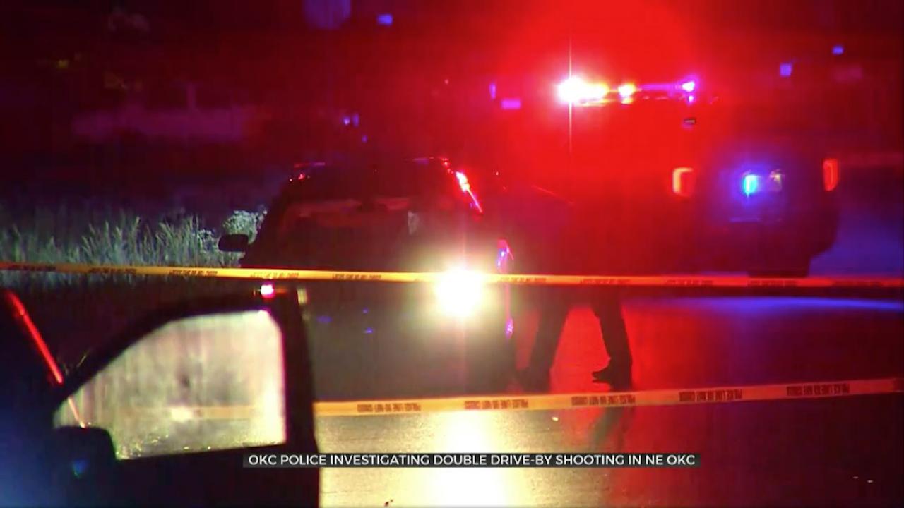 OCPD Investigates Drive-By Shooting In NE OKC