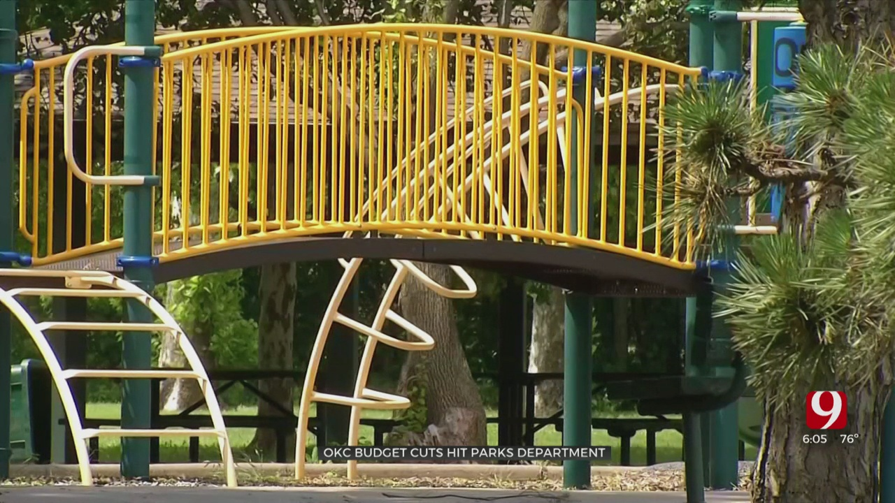 Oklahoma City Parks To Close Rec Centers Under Proposal