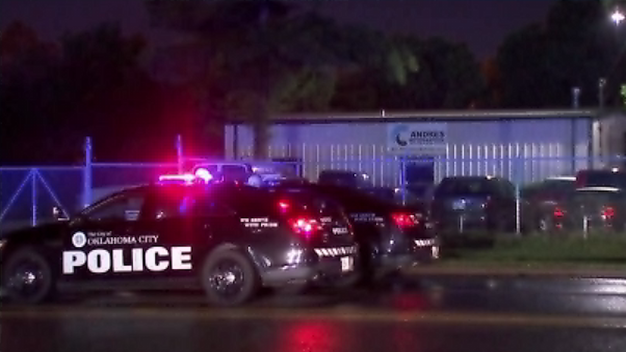 Police Investigate NW OKC Hit & Run That Sent 1 To Hospital In Critical Condition