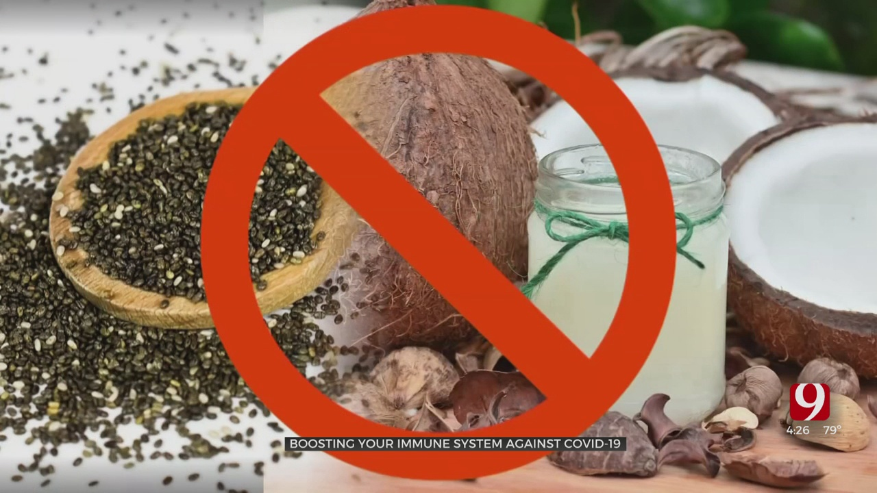 Medical Minute: Boosting Your Immune System During COVID-19