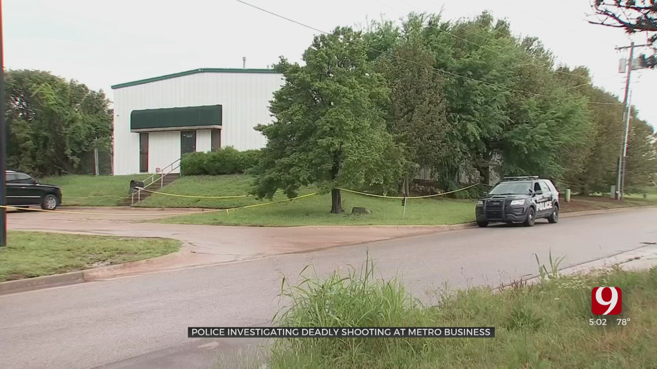 Man Killed During Attempted Robbery In SE OKC, Police Say