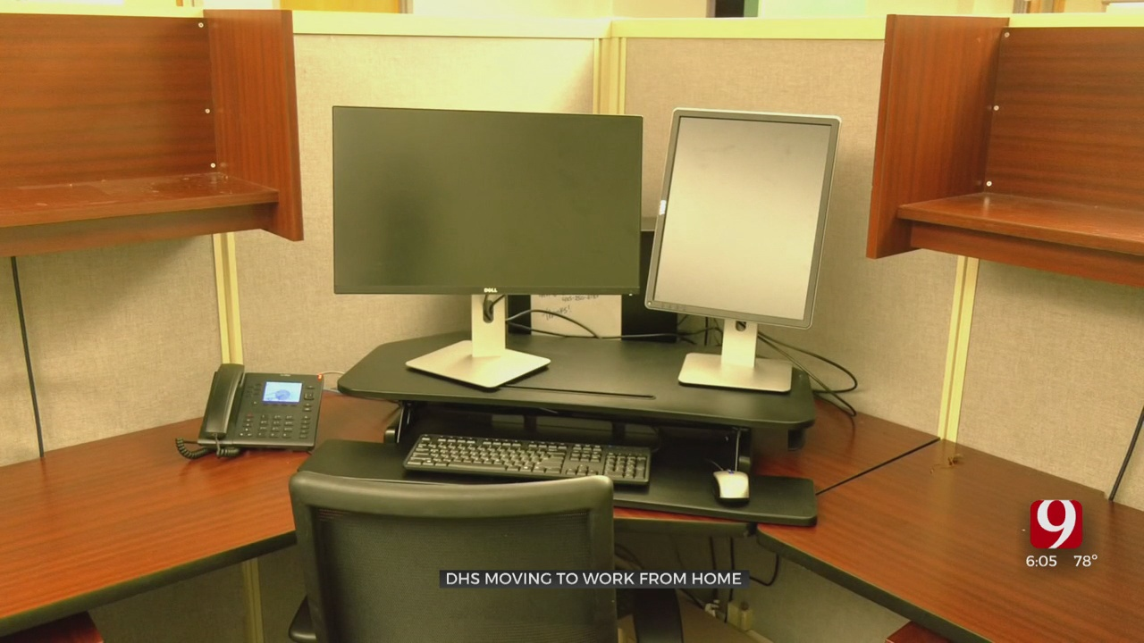 DHS To Close Dozens Of Field Offices; Employees Will Work From Home